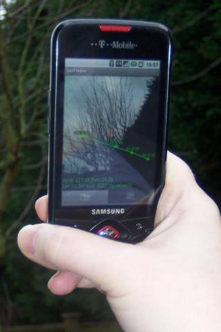 localizador de satelite para celular windows phone