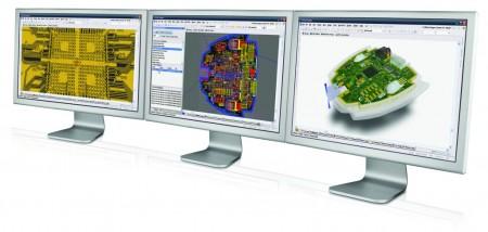 AD10 fpga pcb software Altium designer 450x214 Download Altium Designer 10   AD10   Software EDA Software de eletrônica Simulador Download Desenho de esquemas Desenho circuito impresso