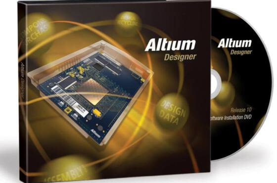 Download Altium Designer 10 - AD10 - Software EDA para desenvolvimento de sitemas de eletrônica - Circuito impresso, FPGA e Software embarcado
