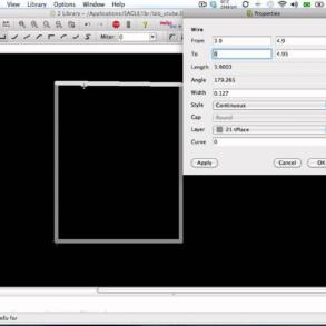 Curso Eagle CAD – Aprenda a criar Bibliotecas personalizadas Parte 3