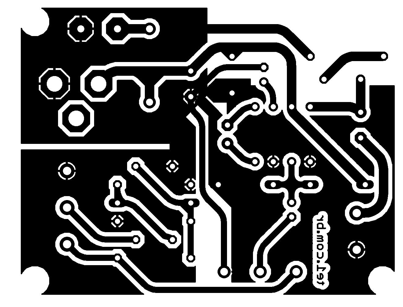 circuito de seguidor de sinal pesquisador de  u00e1udio com