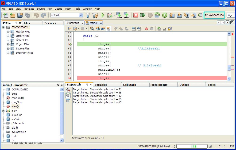 microchip mplab x ipe download