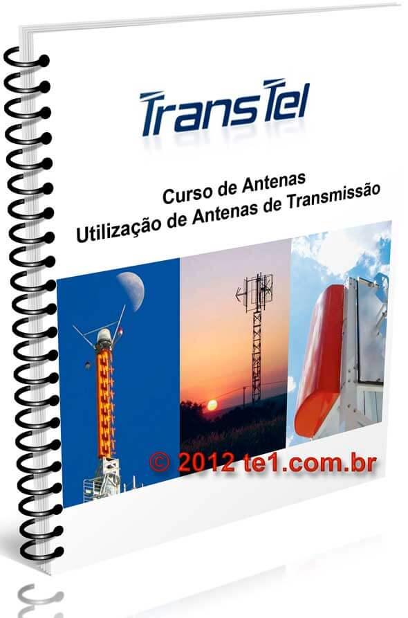 Download Apostila Curso de Antenas - Utilização de Antenas de Transmissão por Transtel