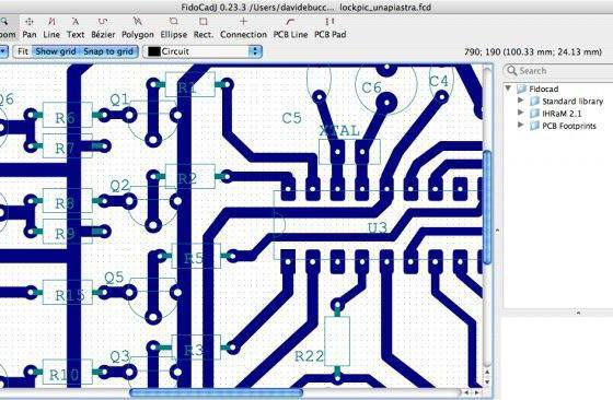 fidocaj_software_pcb_cad