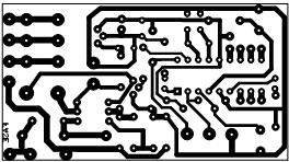 placa controle automatico caixa agua microcontrolado Circuito de controle automático para caixa d'água microcontrolado usando pic16F628A Microcontroladores Dicas Controle Circuitos