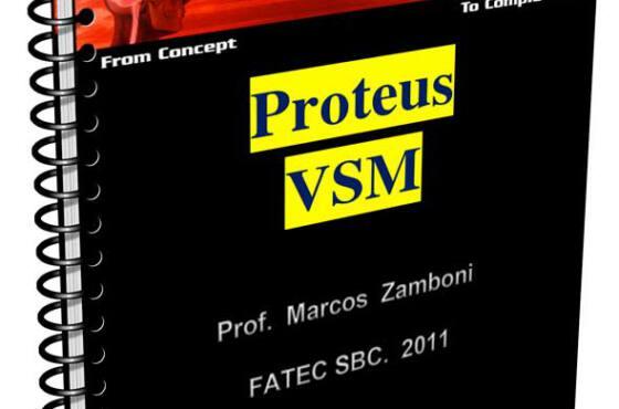 Apostila completa em PDF sobre Proteus VSM