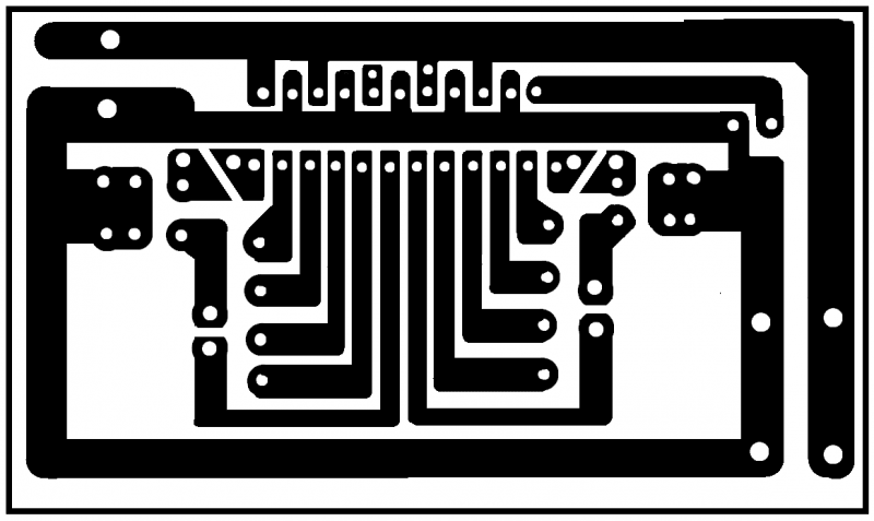 Amplificador Automotivo Com Ha13158A Com 4 Saídas De 34W Rms