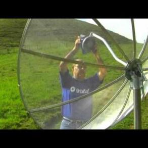 Curso completo de instalação de antenas parabólicas – LNBF