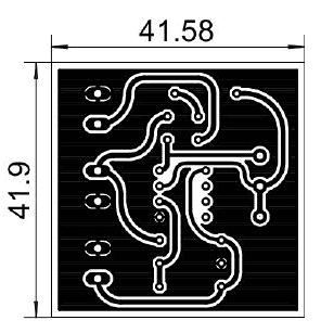 lm3582 Pre amplificador de microfone com lm358!