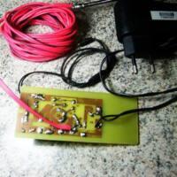 Trasnmissor Fm 2N2218 Potencia 3 Transmissor De Fm Com 2N2218 Transmissores E Rf Circuito De Transmissor De Fm Com 2N2218
