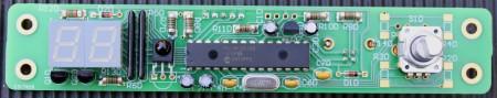 display front completed 1800 pre amplificador profissional 450x89 RelaiXed2   Projeto de Pré amplificador Balanceado profissional Pré amplificadores Áudio