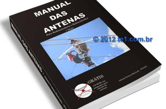 Download livro Manual das Antenas - Para Radioamadores e Radiocidadãos