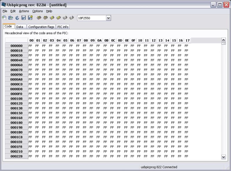 Usbpicprog É Capaz De Abrir Arquivo .Hex De Qualquer Compilador Ou Ferramenta Como Mplab, Piclab E Muitos Outros.o Software Comunica Com A Parte De Hardware Para Gravar O Arquivo Hex No Microcontrolador. O Software Pode Ser Utilizado Em Linux,Windows E Mac.