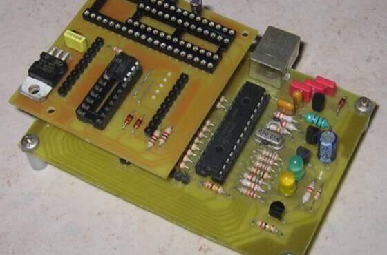 Open Programmer - Programador Open Source USB para Microntroladores PIC, EEPROMS Microware, Microntroladores ATMEL