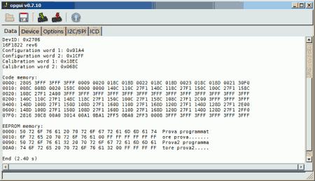 Open  Programmer programador USB PIC Atmel I2c SPI software 450x258 Open Programmer   Programador para PIC, ATMEL e EPROM 24, 25, e 93 Software de eletrônica Pic Microcontroladores linux Gravadores Download Dicas Circuitos