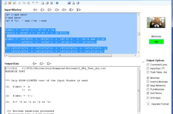 Download Logic Design - Software de eletrônica digital Minimização Booleana