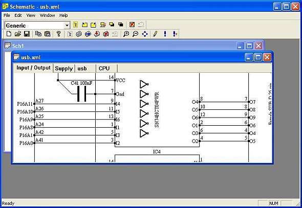 Schematic_drawer_Electronic_Engineering
