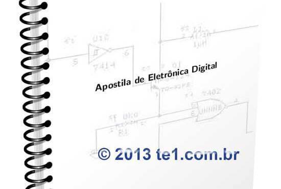 Apostila completa de eletrônica digital em pdf