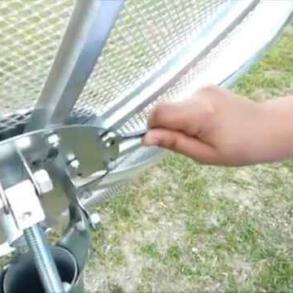 Vídeo aula sobre montagem e instalação e apontamento de antena parabólica