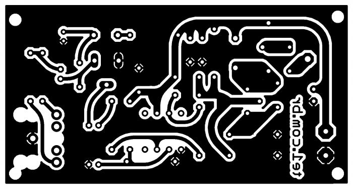 circuito transmissor fm 2n2218 lm741 placa 700x375 Circuito de transmissor de FM com 2n2218 para celular Transmissores Fm Transmissores e RF Transmissores Circuitos Áudio