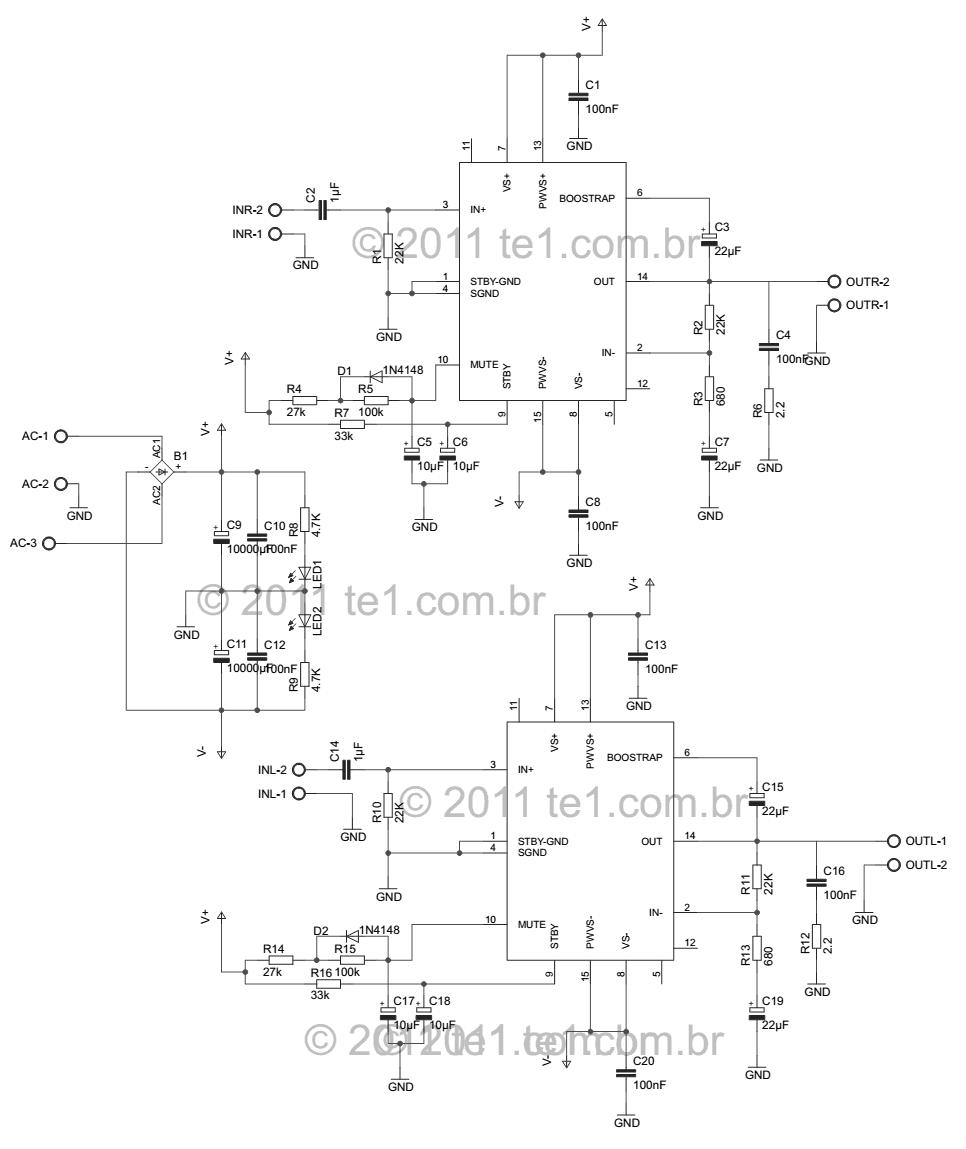 Stereo Graphic Equalizer Circuit Clipart Vector Design Surroundaudioamplifiercircuitdiagramjpg 200 Watt Amplifier Schematic 1 Elsavadorla Sound Technics