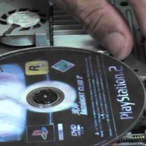 Vídeo tutorial – Conserto PlayStation 2 como identificar Unidade ótica defeituosa