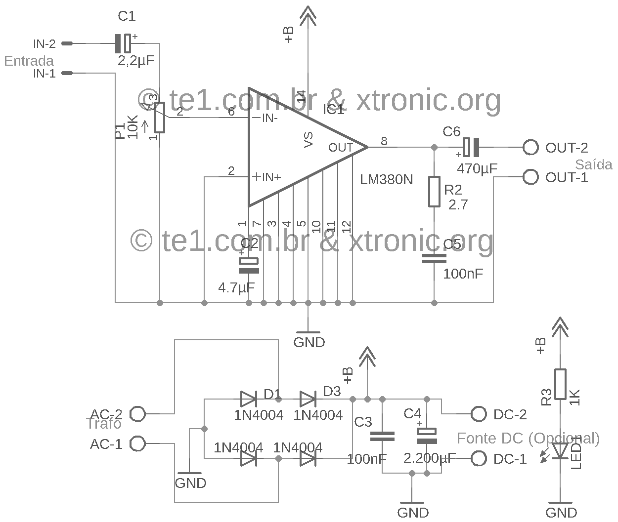 Choosing Resistor Values For Op   And Inverting Non Inverting Configuration additionally Filters1 besides Audio likewise lificador De Audio Valvulado as well Es 90 0 Jbl. on audio capacitor
