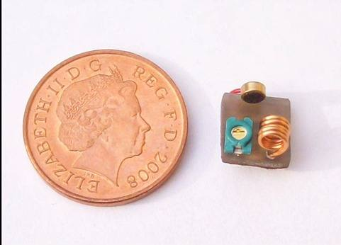 placa transmissor fm spy bug smd mini