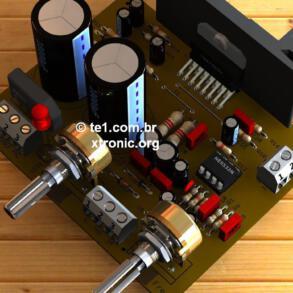 Tutorial instalando e configurando o Eagle3D + Pov-Ray –  parte 1
