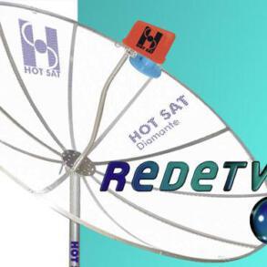 Como sintonizar a Rede TV na nova frequência nos receptores de parabólica
