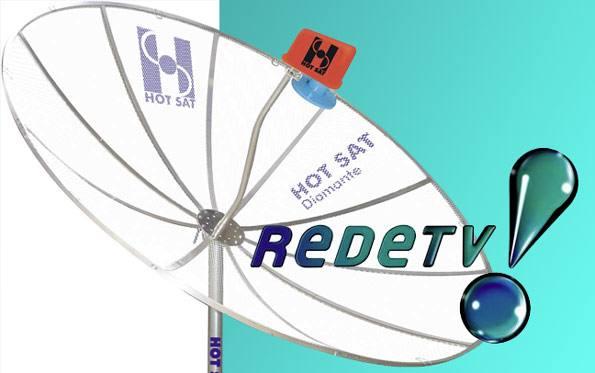 nova frequencia redetv analogica receptor satelite c2 Como sintonizar a Rede TV na nova frequência nos receptores analógico de antena parabólica parabólica dicas como ligar uma antena parabolica Dicas Antenas Antena