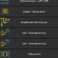 Calculadora, projeto, projecto, dimensionamento, circuito, elétrica, eléctrico, eletrônica, electrônica, ne555, lm, temporizador, resistor, capacitor, condensador, inductor, volt, watt, amper, queda de tensão, voltagem, amperagem, fase, interpolação, electro, eletro, calc, eletro-calc, eletrocalc