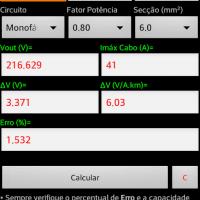 Eletrocalc cálculos de projetos eletrônicos 07