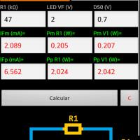 Eletrocalc cálculos de projetos eletrônicos 09