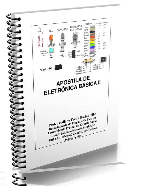 Download Apostila De Eletr 244 Nica B 225 Sica Em Pdf Ufes