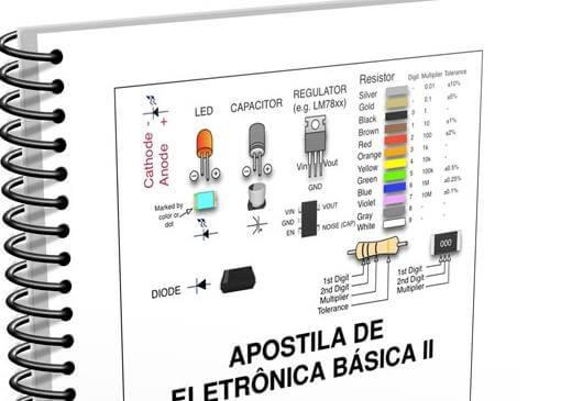 apostila de Eletronica basica gratis