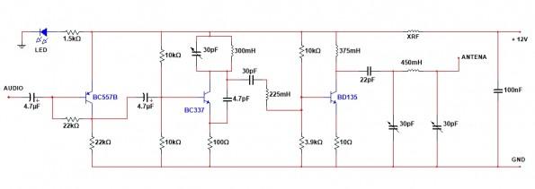 Esquema 595x211 Super Transmissor de Fm   1 à 3W