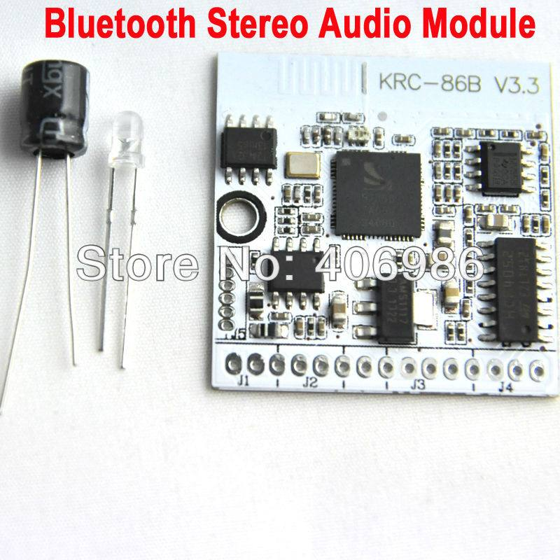 Modulo on Bluetooth Audio Module
