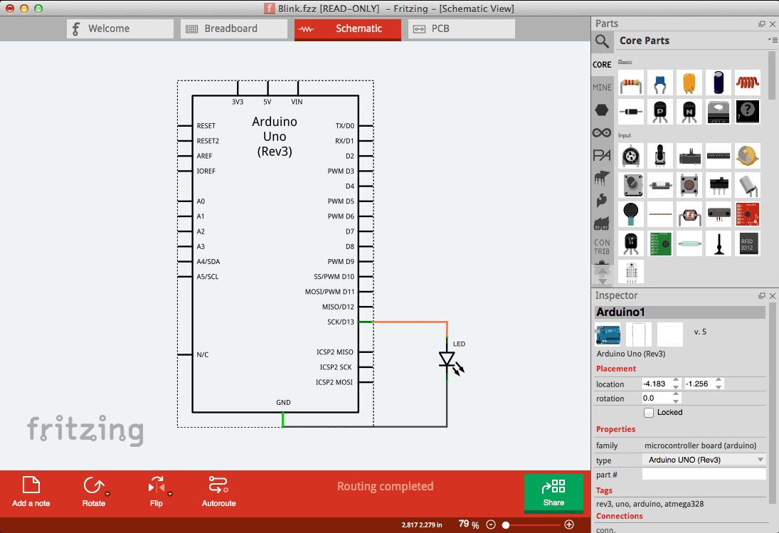 , Download Fritzing – Software para desenvolvimento de projetos de eletrônica