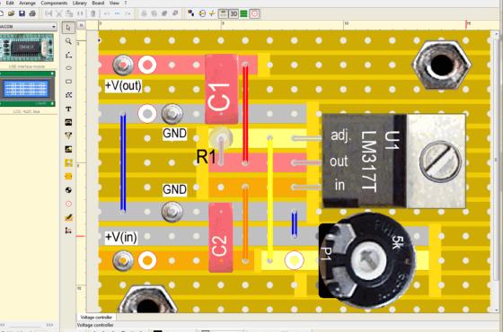 Abacom Lochmaster 4 Desenho Placa (Pcb) Download Lochmaster 4 - Projetos De Circuitos Em Placa Padrão