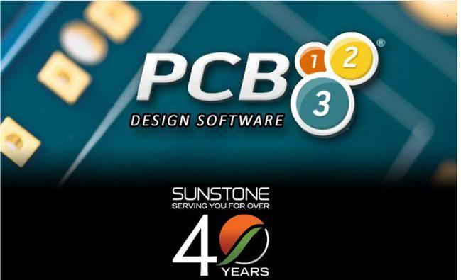 , Download Sunstone PCB123  programa de layout de circuito impresso