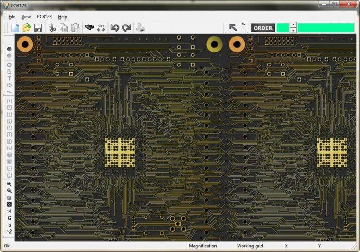 software CAD para PCB Sunstone pcb123 700x491 Download Sunstone PCB123  programa de layout de circuito impresso Vídeos Download Desenho circuito impresso