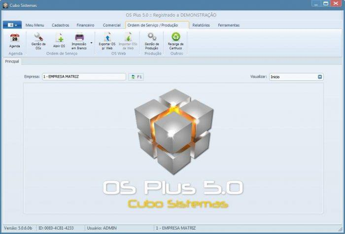 software OS Plus 5