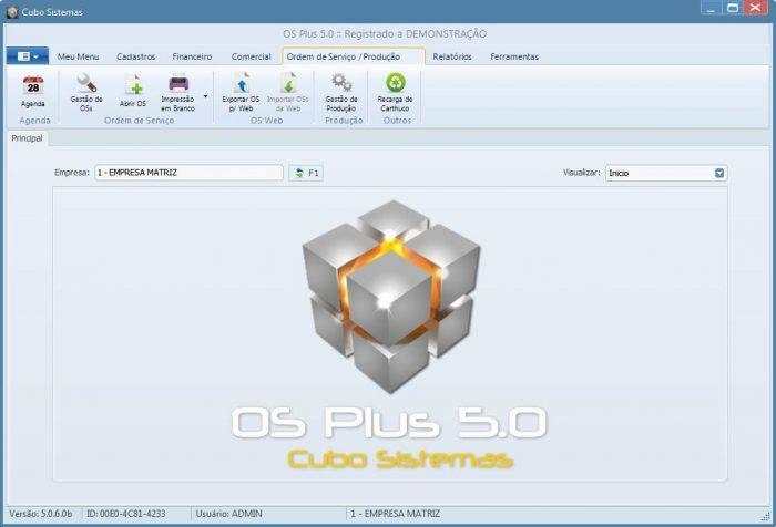 software OS Plus 5 700x476 Download programa OS Plus   Ordem de Serviço Cubo Sitemas Windows Essenciais Download Controle