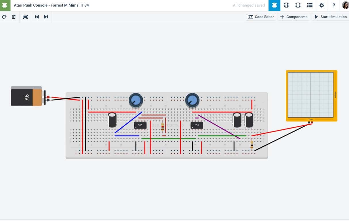 Circuito Eletronico : Os melhores simuladores de circuito online melhores simuladores