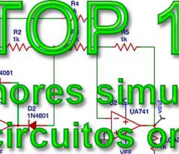 Os 10 melhores simuladores de circuito online Melhores simuladores de circuitos online