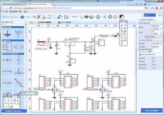 esquema led strip Como fazer um Scroll Bar de leds com Arduino Nano Tutoriais Microcontroladores led Iluminação Circuitos