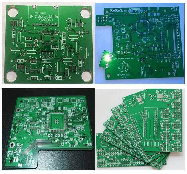 Easyeda6 Faça Protótipos De Placa De Circuito Impresso Com A Easyeda