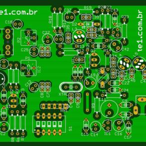 JLCPCB protótipos PCB de baixo custo apenas $2 por 10 placas