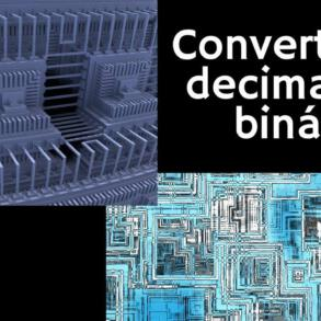 Convertendo decimal em binário